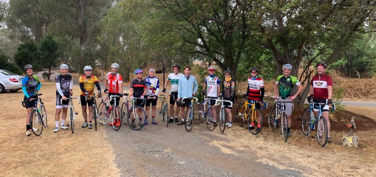 Johannesburg Classic Steel & Vintage Cycling Chapter
